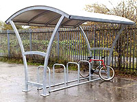 Arba - Bicycle Canopy