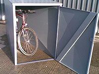 Arba - Bicycle Lockers