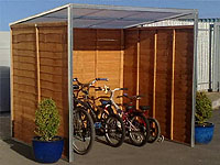 Arba - Domestic Bicycle Storage