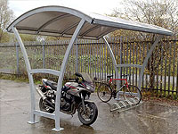 Arba - Motorcycle Shelters