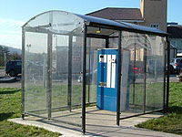 Arba - Pay Station Shelters