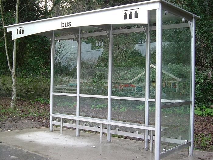 Steel Bus Shelters : Arba