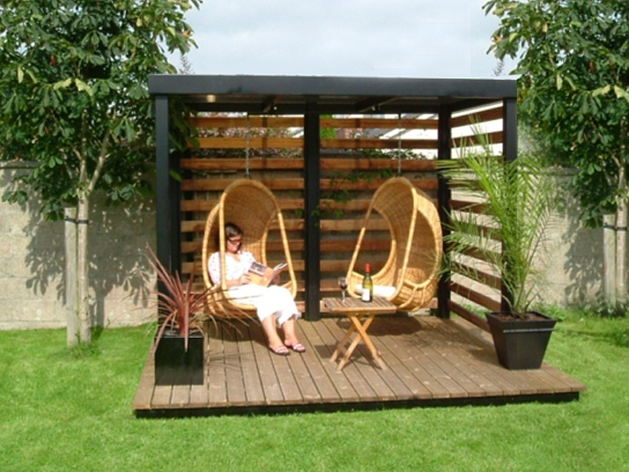 garden pavillion create an oasis of calm and relaxation in your garden