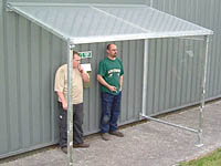 Arba - Lean-to Canopy